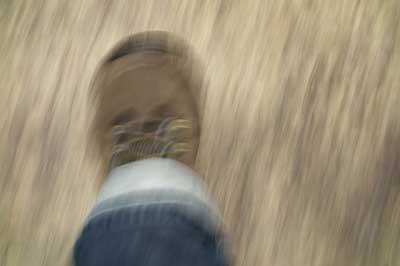 rushing foot