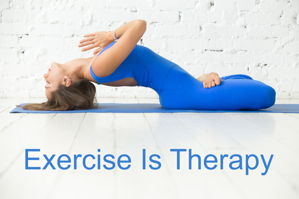 Exercise Is Therapy